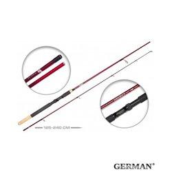Спиннинг штекерный German 'Liberty' Композит / 2.4 м / 5-25 гр.