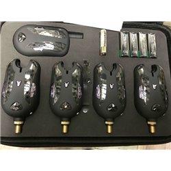 Электронные сигнализаторы поклевки 4+1 модель ЭСП-4
