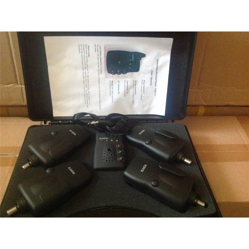 Набор сигнализаторов KAIDA CAHY01 4+1