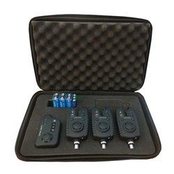 Набор сигнализаторов MIFINE TLI-01/3+1 в кейсе.