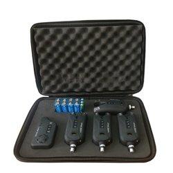 Набор сигнализаторов MIFINE TLI-02/4+1 в кейсе.