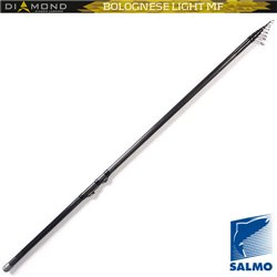 Удилище поплавочное с кольцами Salmo Diamond BOLOGNESE LIGHT MF 4 м., тест 3-15 гр