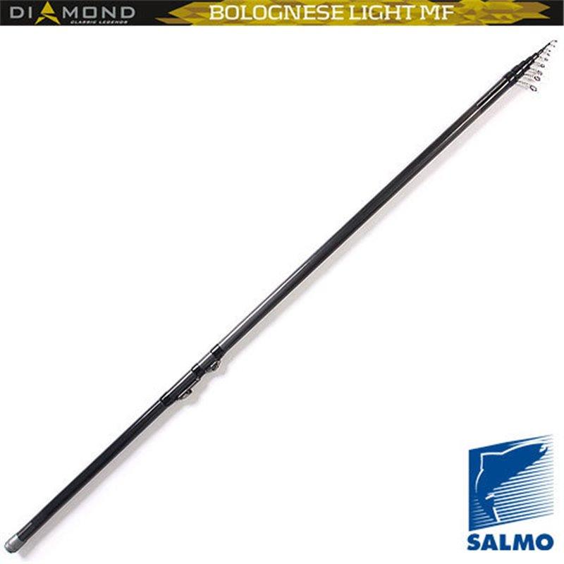 Удилище поплавочное с кольцами Salmo Diamond BOLOGNESE LIGHT MF 5 м., тест 3-15 гр