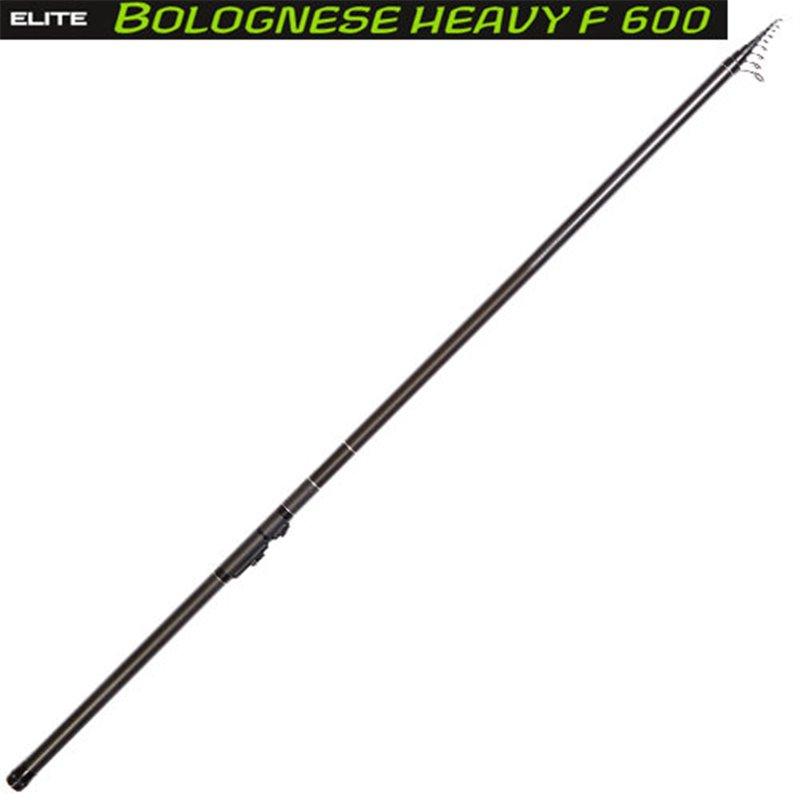 Удилище поплавочное с кольцами Salmo Elite BOLOGNESE HEAVY F 6.0 м., тест 10-40 гр.