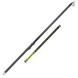 Удилище поплавочное с кольцами Salmo Sniper BOLOGNESE MEDIUM M 4.0 м., тест 3-15 гр.