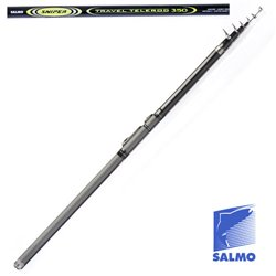 Удилище поплавочное с кольцами Salmo Sniper TRAVEL TELEROD 4.7 м., тест до 15 гр.