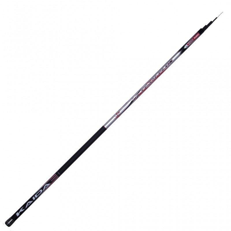 Удилище без колец Kaida Team wx Plus 6 м., тест 10-30 гр., арт: 110-600