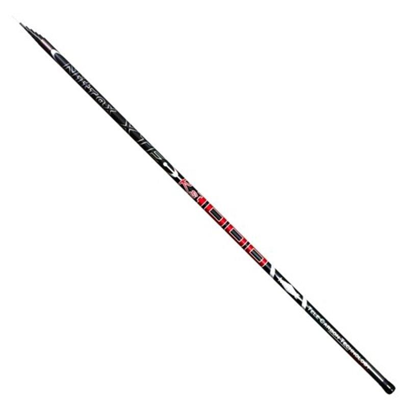 Удилище без колец MIFINE NITRAX XTE-RS POLE Carbon 5 м., тест 10-40 гр., арт:1040-500