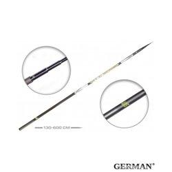 Удилище без колец German Pole 'Inspiration' IM8 / 6 м
