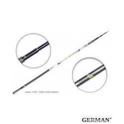 Удилище без колец German Pole 'Inspiration' IM8 / 7 м