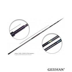 Удилище без колец German Pole 'Superstick' IM6 / 5 м