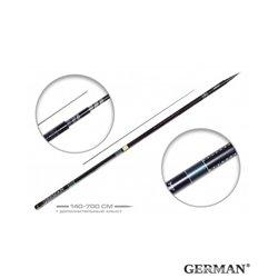 Удилище без колец German Pole 'Superstick' IM6 / 7 м