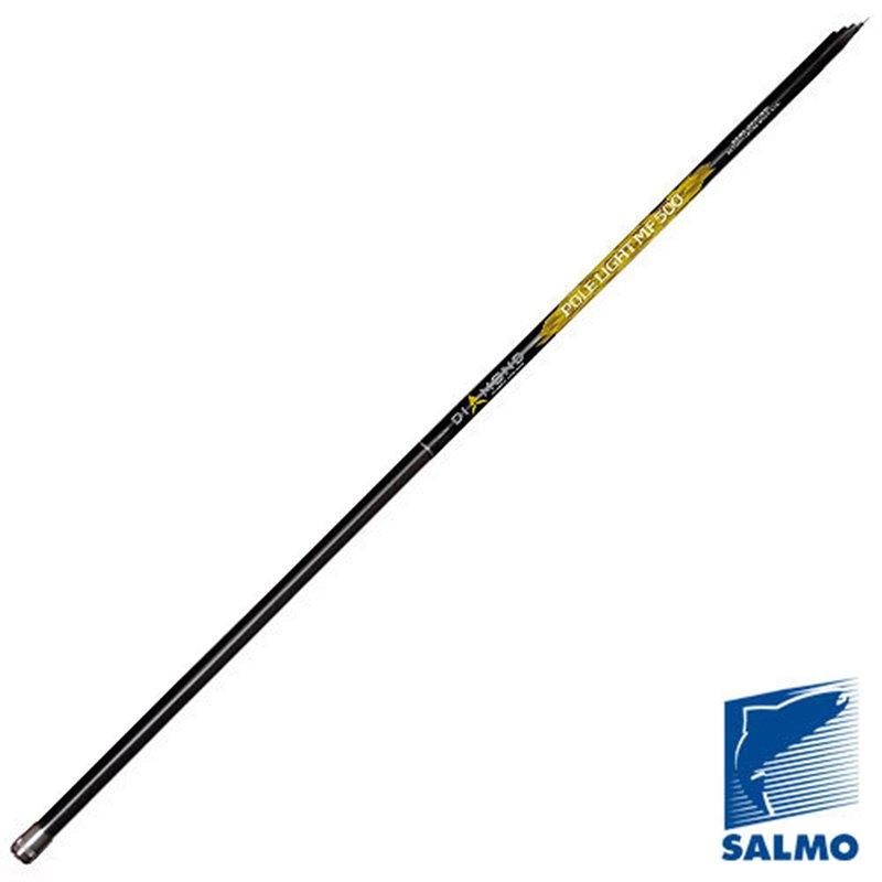 Удилище поплавочное без колец Salmo Diamond POLE LIGHT MF 7.0 м., тест 3-15 гр.