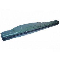Чехол для удилищ жёсткий Kaida 150см внутренние держатели для удилищ