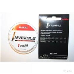 Леска Kaida Invisible Fluorocarbon 30м