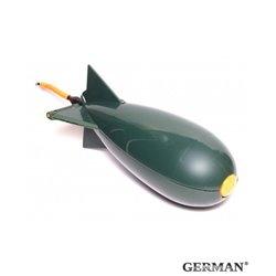 Ракета GERMAN 'Бомба' цв.зеленый