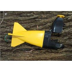 Ракета для прикормки Rait Cage Spomb жёлтый