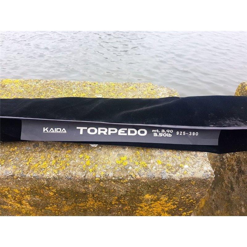 Удилище карповое KAIDA TORPEDO 3,9 тест 3,75lb арт:925-390