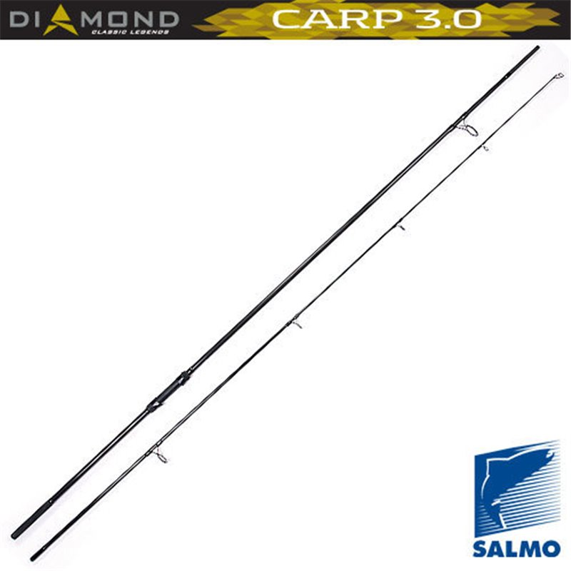 Удилище карповое 2-х частник Salmo Diamond CARP 3.6 м. тест 3.0lb