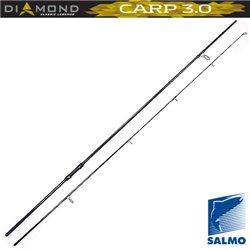 Удилище карповое 2-х частник Salmo Diamond CARP 3.9 м. тест 3.0lb