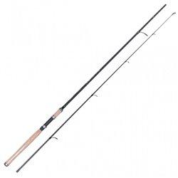Спиннинг KAIDA штекерный, карбон M-7 SHINSHIRO 2.4 м., тест 5-20 гр., арт:812-520-240