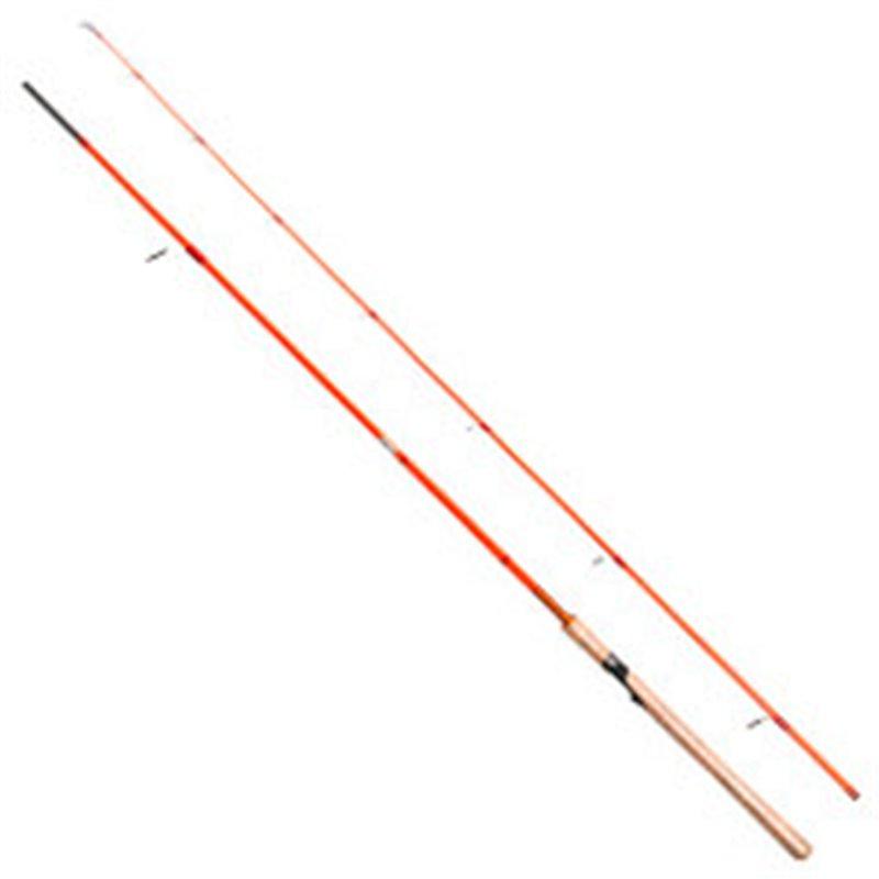 Спиннинг штекерный Kaida Carrera 2,1 метра, тест 8-35 гр