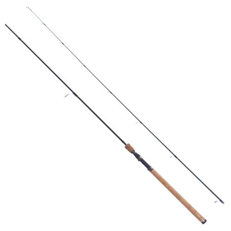 Cпиннинг штекерный MIFINE CROWN SPIN CARBON 2.7 м., тест 5-25 гр., арт:719-270B